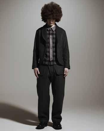 Melton Jacket × Melton Pants